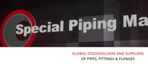 New website for Special Piping Materials