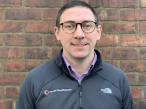 Special Piping Materials Managing Director Alex Forth
