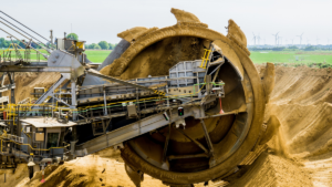 Stainless steel and the mining industry