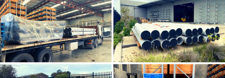Delivery of specialised Super Duplex products in Perth
