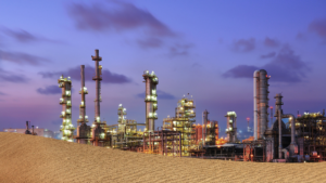 Middle East Oil & Gas Industry